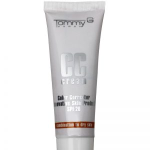 TOMMY G CC CREAM COMB.TO DRY SKIN N.03