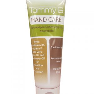 Tommy G Hand Cream New