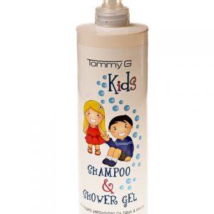 Tommy G Kid Shampoο and Sh.gel 500ml