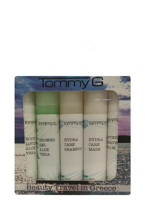 Tommy G Beauty Travel Kit ITHAKA 5pcs x 55ml