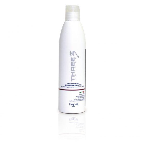 Three Hair Care Shampoo Energizing 250ml
