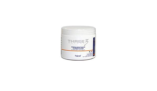 Three Hair Care Crema Semi Di Lino 500ml