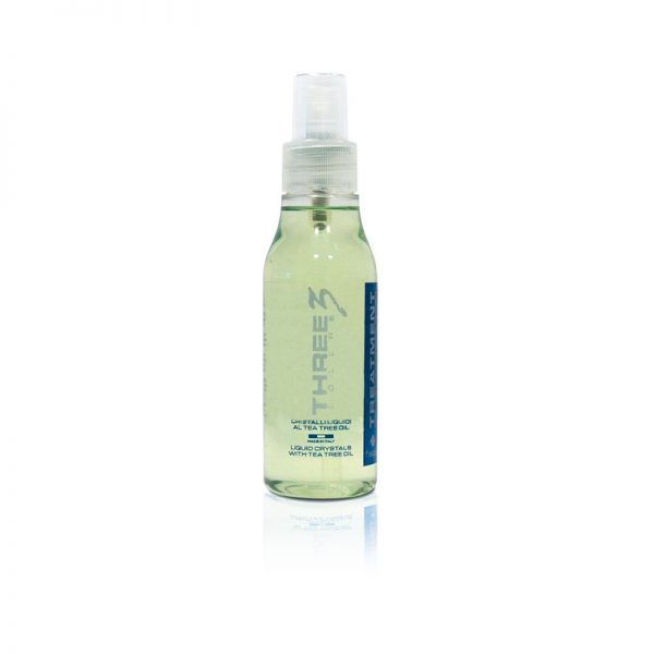 Three Hair Care Liquid Cristalls 100ml